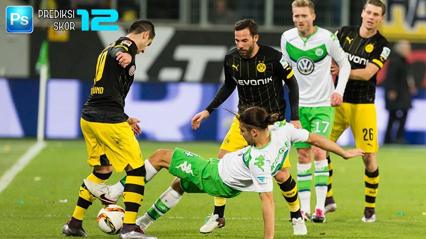 Prediksi Skor Wolfsburg vs Dortmund 21 September 2016
