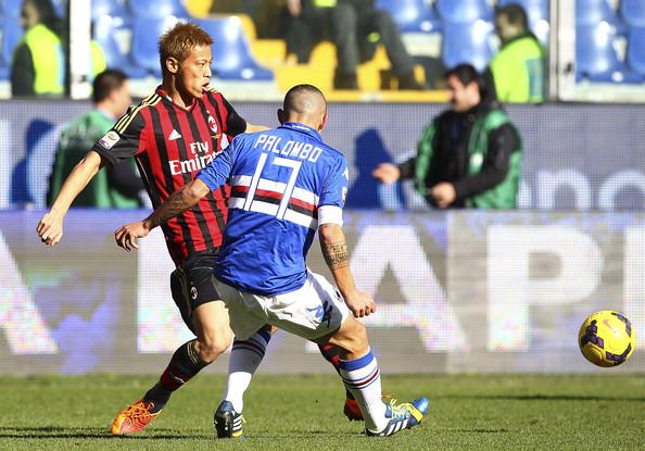 Sampdoria vs AC Milan