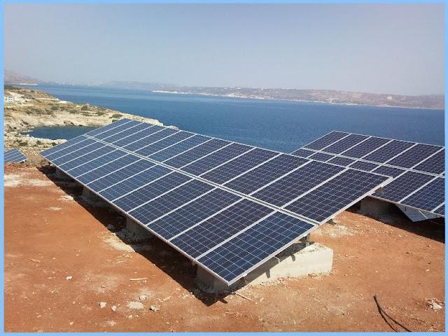 Θα χρηματοδοτηθούν οι ΤΟΕΒ για φωτοβολταικά με ενεργειακό συμψηφισμό