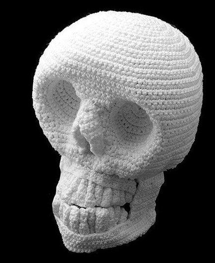 Halloween Skeleton amigurumi pattern - Amigurumipatterns.net | 532x434