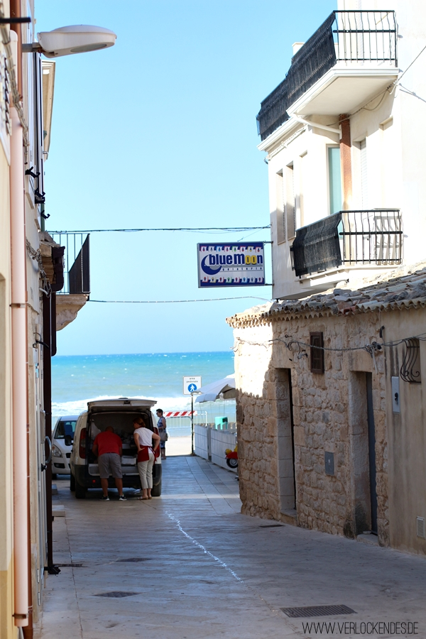 Donnalucata Meer Sizilien Urlaub