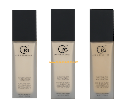 CPG Sheer Glow Foundation - Alas Bedak Terbaik Di Pasaran