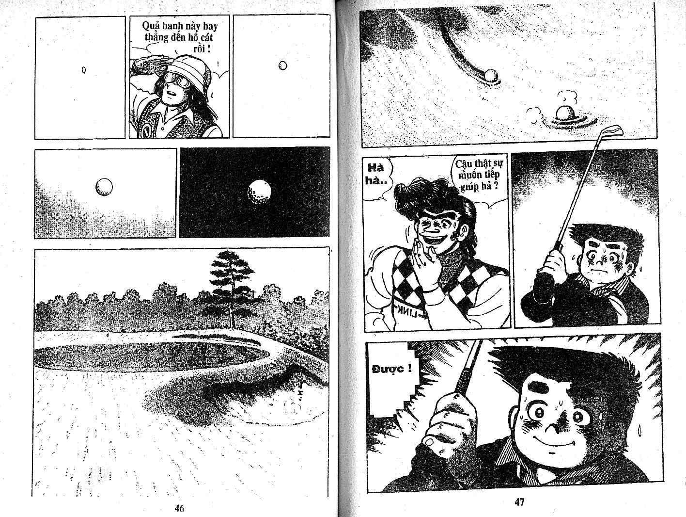 Ashita Tenki ni Naare chapter 24 trang 21