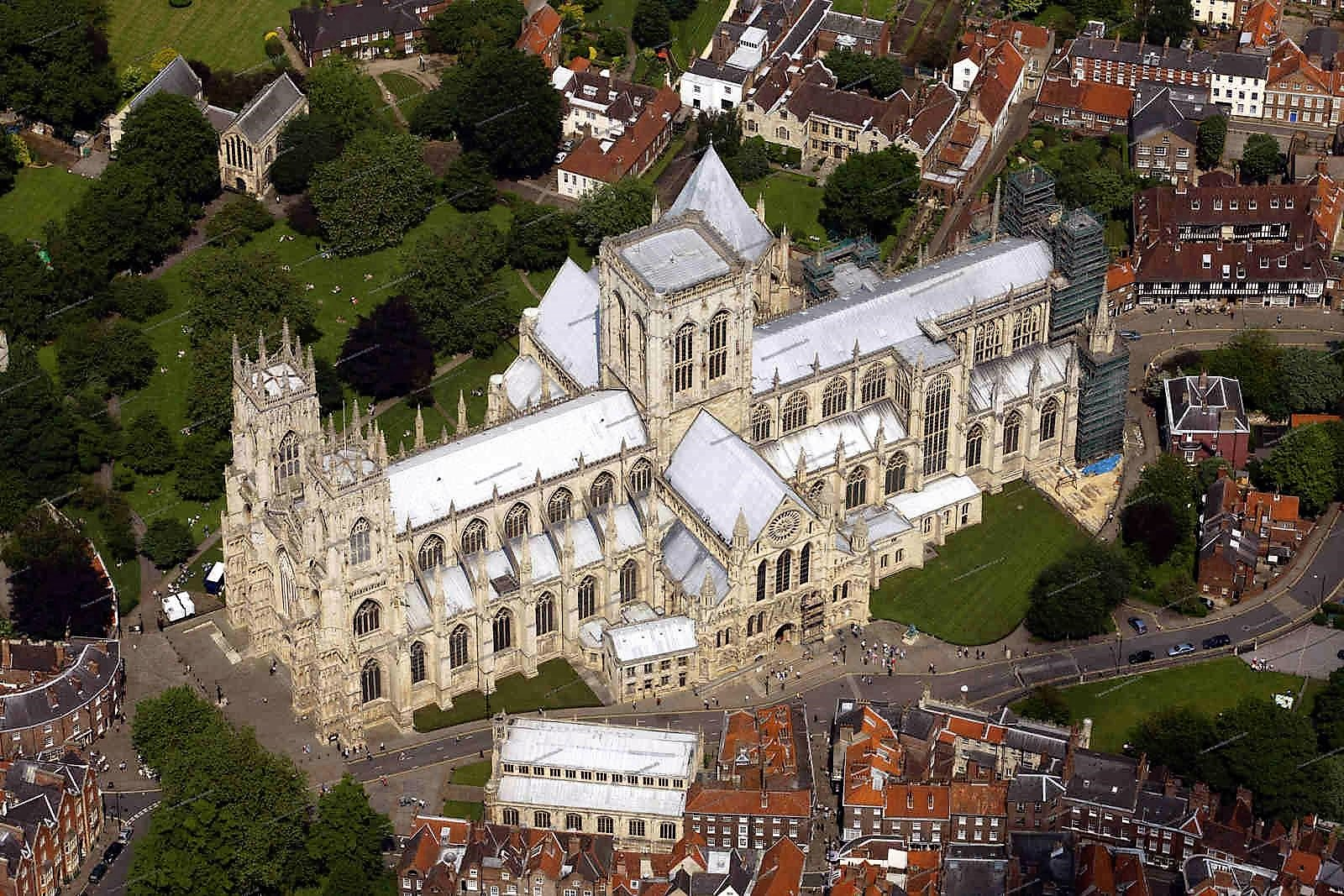 york minster cathedral england london yorkminster aerial should yorkshire visit abbey places church westminster cathedrals minister five ages youramazingplaces resolution