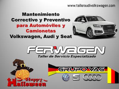 Cambio de Aceite Volkswagen Audi Seat Bogota