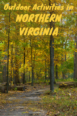 Travel the World: Three great places for outdoor activities in Prince William County, Northern Virginia, a short trip from Washington, D.C.