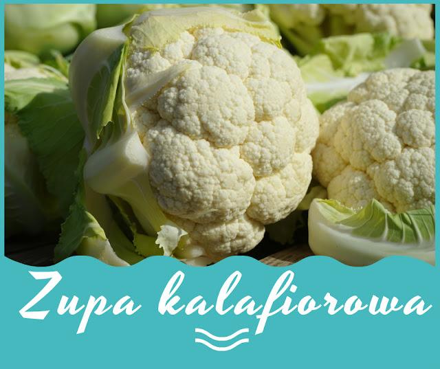 Pani Domowa, Zupa kalafiorowa przepis