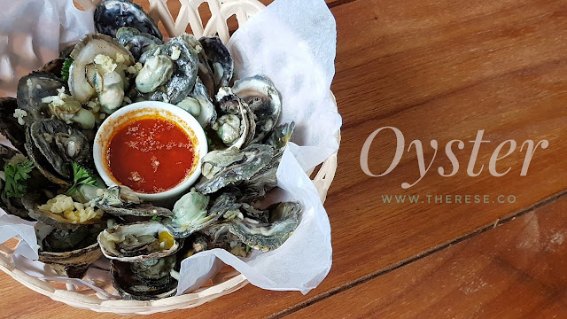 RD Crabshack's Steamed Talaba (Oyster) - Not on the Menu but you can ask for them 1