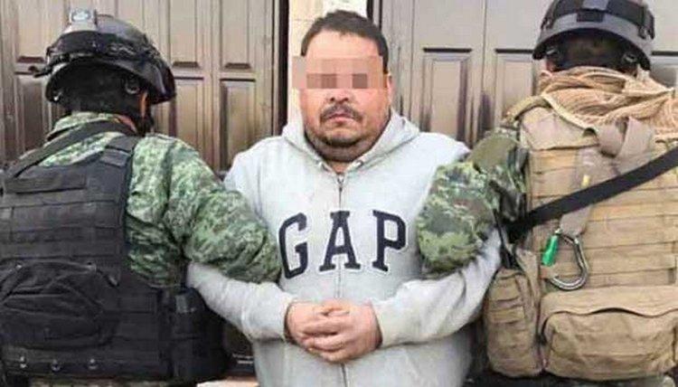 Tras enfrentamiento y una persecución, cae 'La Hamburguesa' líder del CDG en Zacatecas