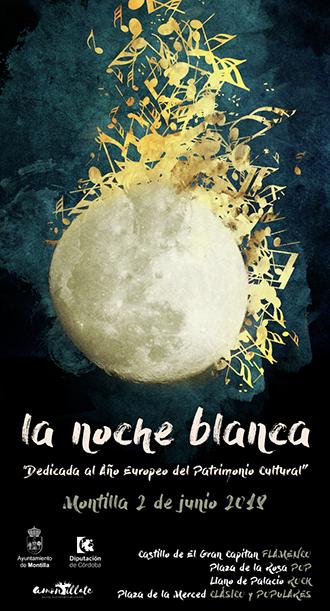 NOCHE BLANCA - AYUNTAMIENTO DE MONTILLA