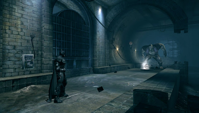 Batman: Arkham Origins Blackgate (Delux Edition) Screenshot-3