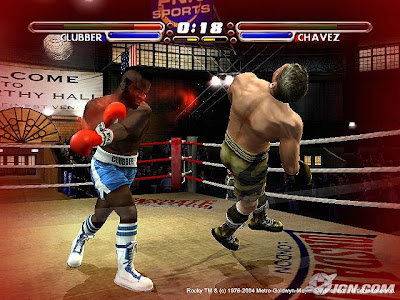 Rocky Legends (PS2) 2004