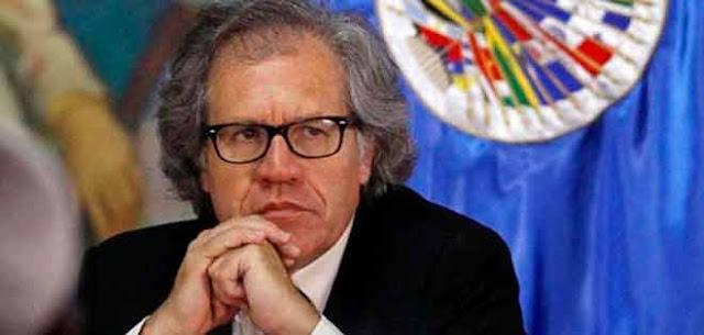 Almagro pide en la ONU que se actúe contra el Gobierno venezolano