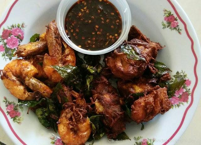 Resepi Ayam Dan Udang Goreng Berempah Yang Mudah Dan Ringkas