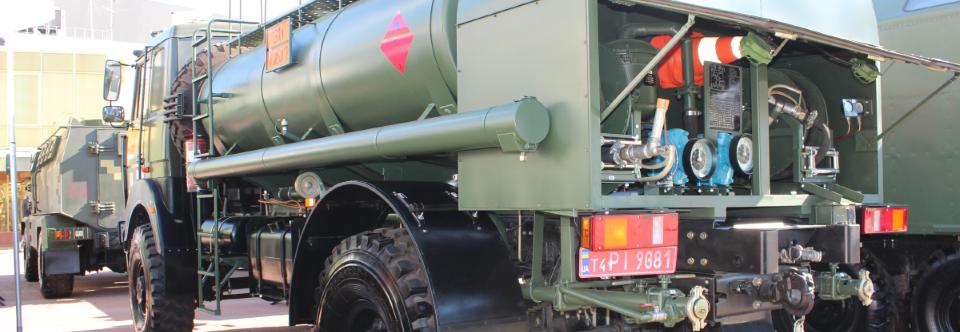 Автопаливозаправник АПЗ-8 допущено до експлуатації