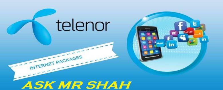 Telenor internet package 2019