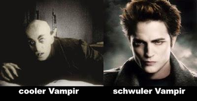 New Moon Vampir ist schwul lustig -  Verwechslungsgefahr Bilder