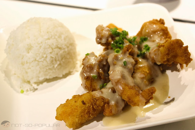 Jus and Jerry's Chicken Filet with Gravy