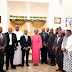 Pictures of thanksgiving for President Buhari's return in Aso Villa Chapel