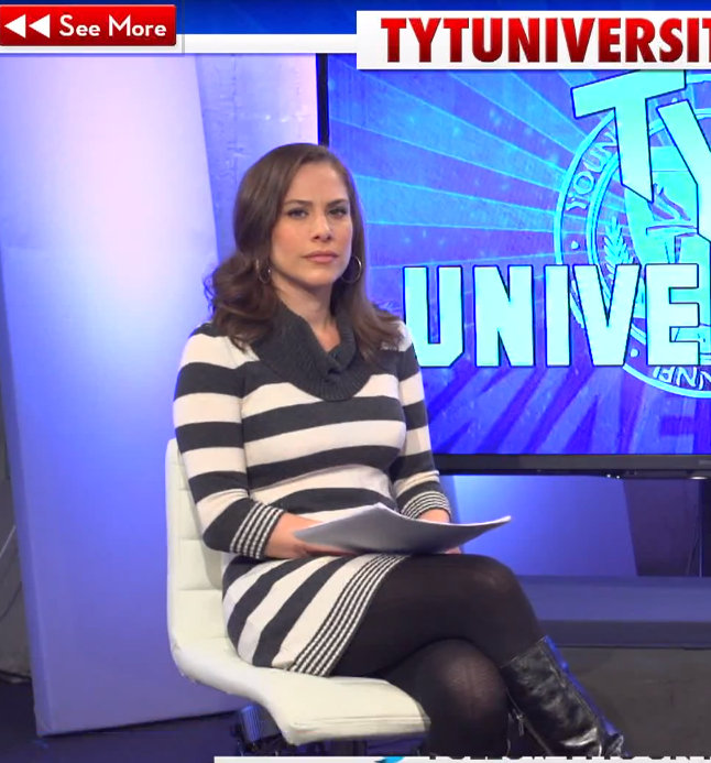 The Appreciation Of Booted News Women Blog Becky Ditchfield: THE APPRECIATION OF BOOTED NEWS WOMEN BLOG : Ana Kasparian
