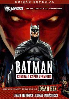 Batman: Contra o Capuz Vermelho – Dublado (2010)
