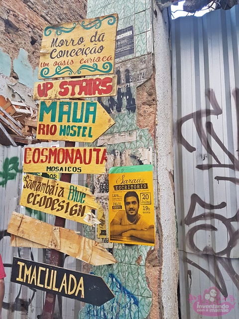 O que ver no Morro da Conceição no Rio de Janeiro