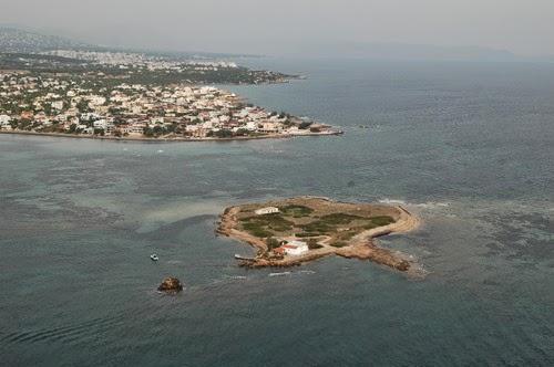 Αποτέλεσμα εικόνας για Στην Αρτέμιδα, το νησάκι του Αγίου Νικολάου