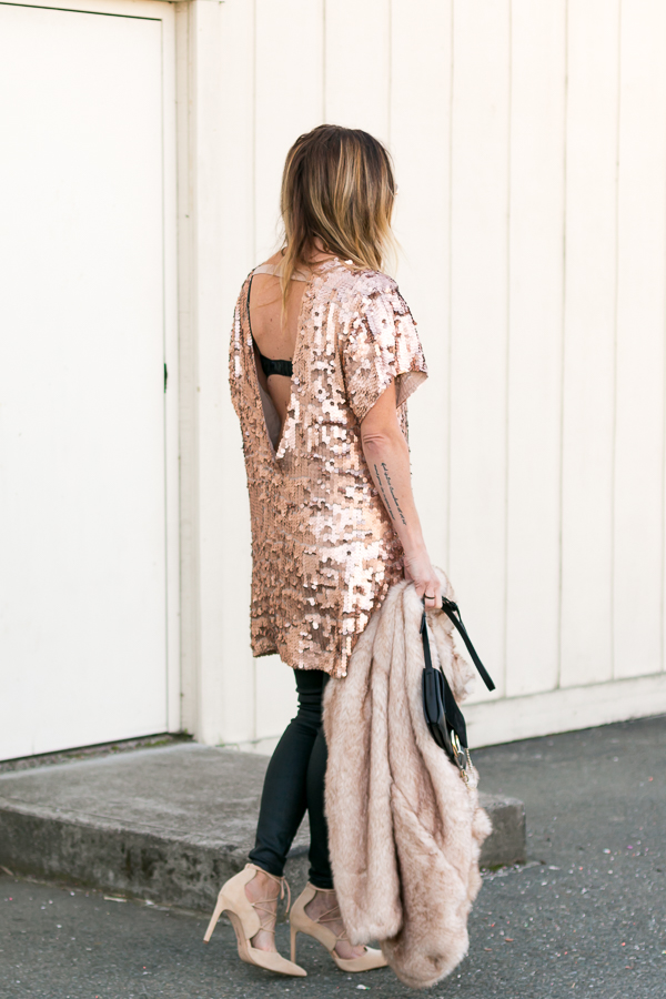 free people sequin dress with pockets parlor girl