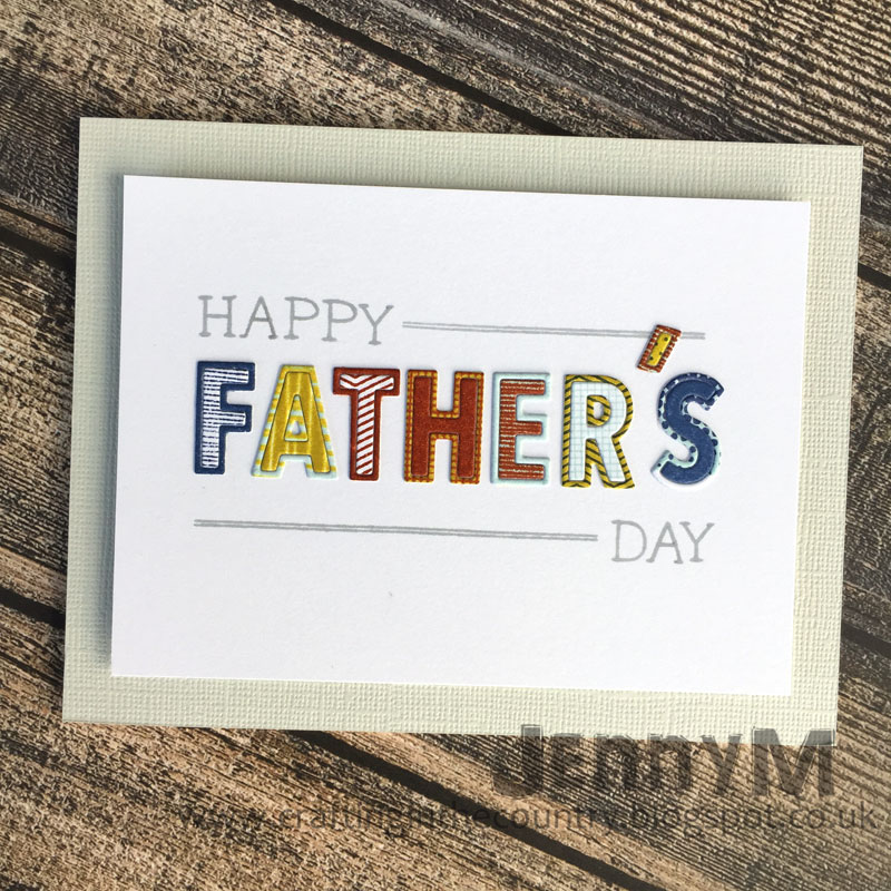 seven hills crafts blog simple fathers day cards