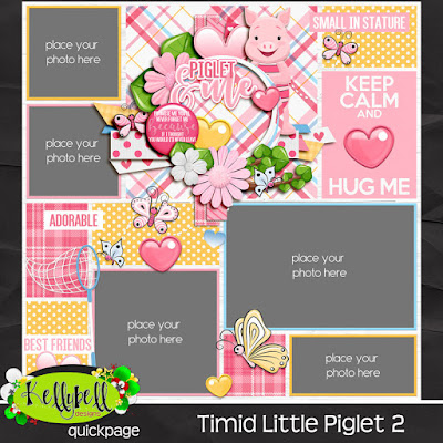Timid Little Piglet Quickpage 2