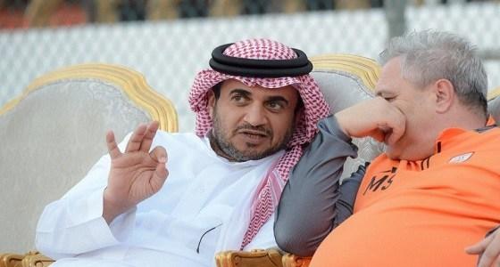 خالد البلطان: عُرضت عليا رئاسة الهلال مرتين ورفضت