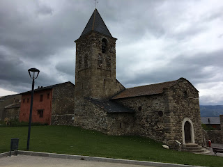 Església de Sant Vicenç de Saneja