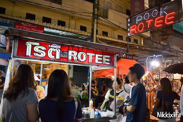 【泰國。華欣】華欣夜市:度假中的一片熱鬧 8
