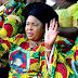 Patience Jonathan vs EFCC: 100s of Ijaw Women Stage Protest Outside Court