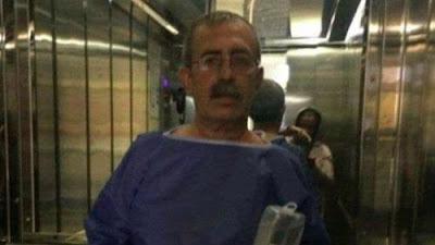 محمود صالحي  الرئيس السابق لاتحاد الخبازين في سق