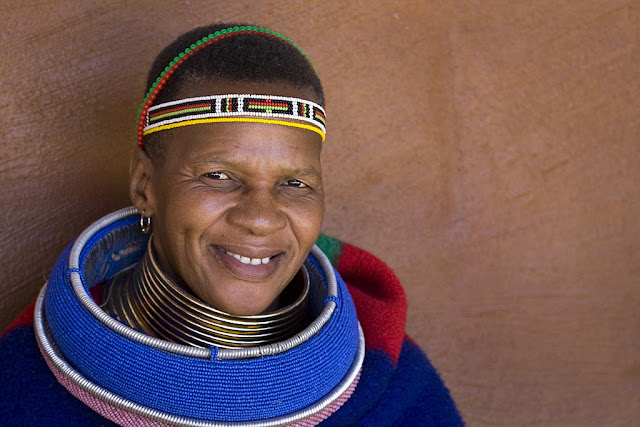 Beautiful South African Woman