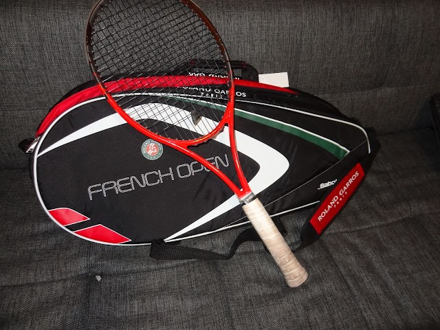 Babolat French Open Roland Garros 2015 tennis racket holder bag