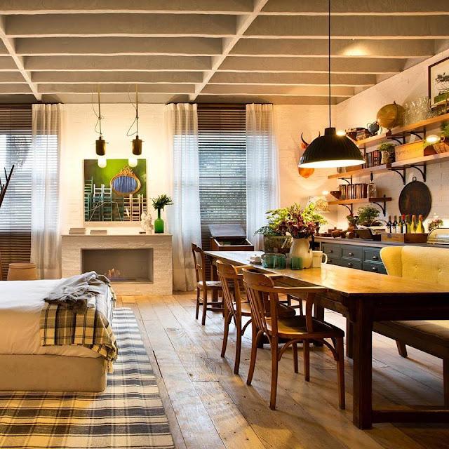 decoração-estilo-casa-de-campo