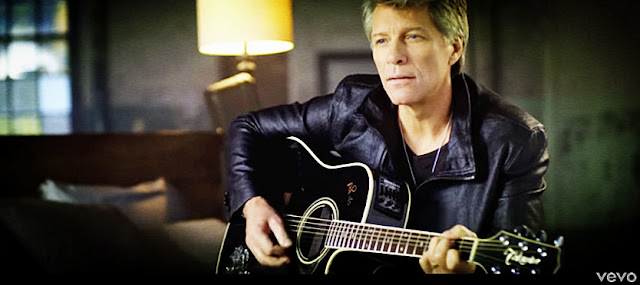 Video: Bon Jovi - Scars On This Guitar