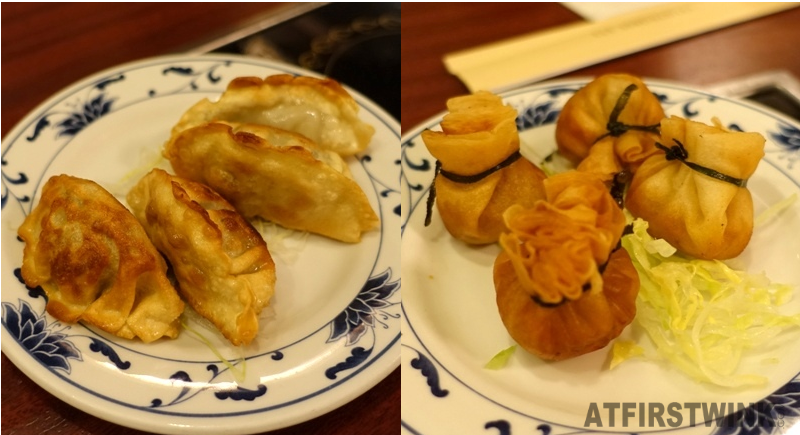 All You Can Eat dim sum hot pot Full Moon The Hague fried chicken gyoza golden dumpling