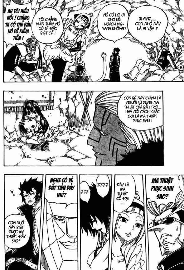 Fairy Tail chap 136 trang 4