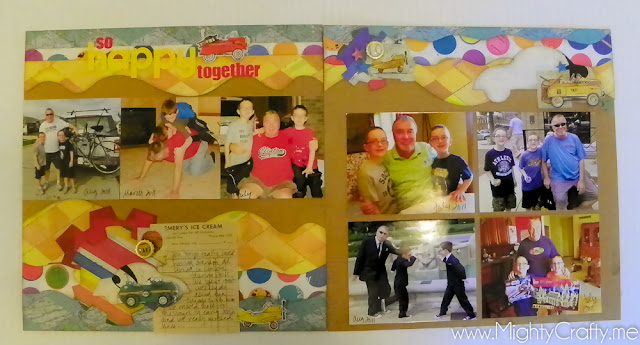 So Happy Together - www.MightyCrafty.me