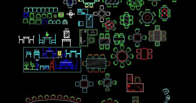 55 Desain Taman Rumah Autocad HD