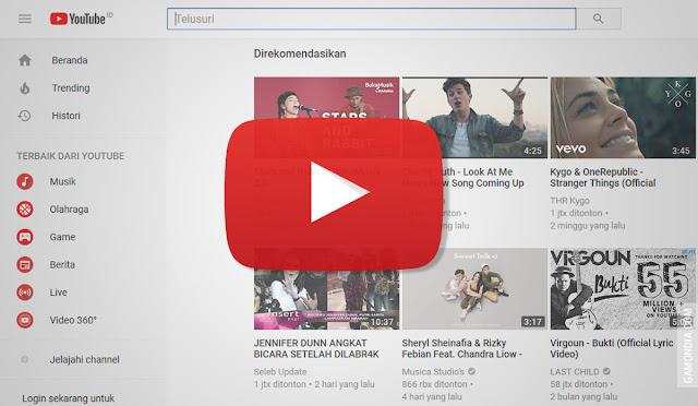 Cara Mudah dan Praktis Download Video Youtube Tanpa IDM