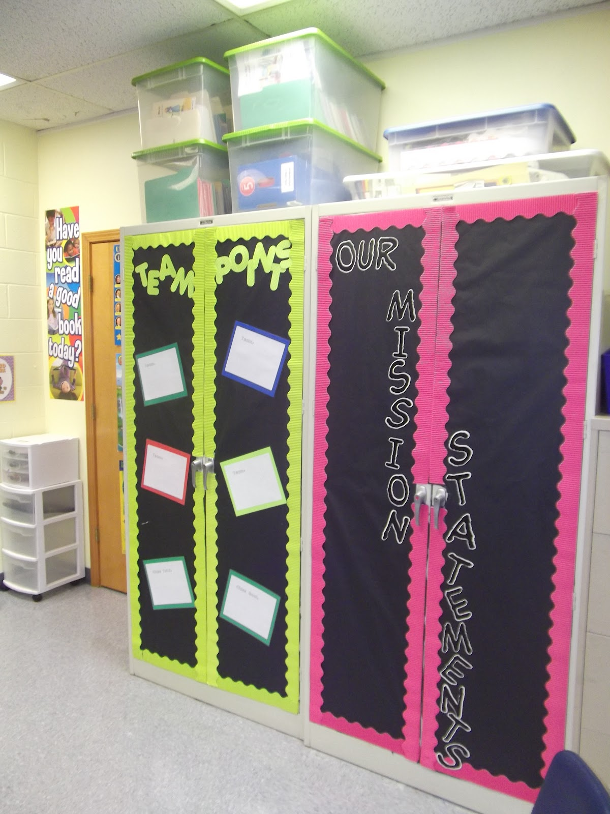 The Lime Green And Black One Is For Table Points Positive Reinforcement System Used In My Clroom