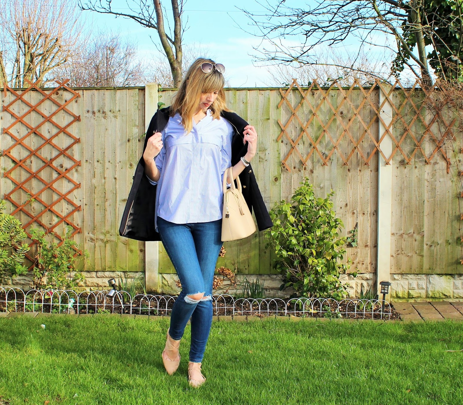 OOTD featuring Zara, Topshop and H&M - Spring 2016