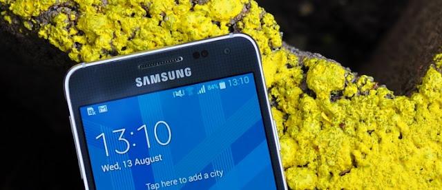 2016 Samsung Galaxy On5 melewati FCC