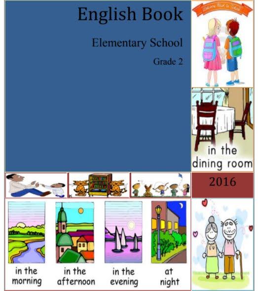 Buku Bahasa Inggris Kelas 2 SD-MI PDF