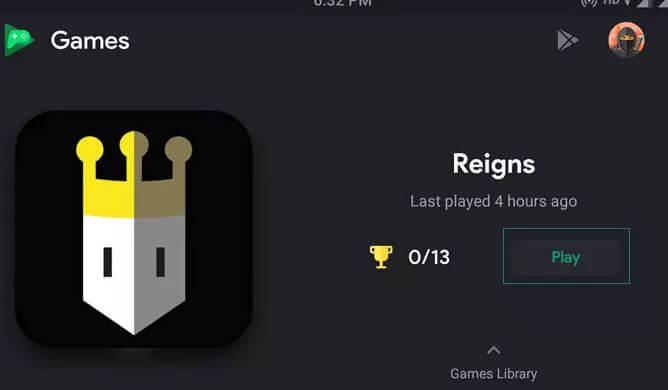 Cara untuk Merekam Gameplay Menggunakan Google Play Games