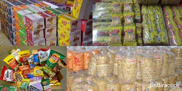 Distributor Makanan Ringan